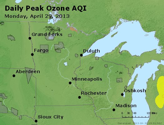 Peak Ozone (8-hour) - https://files.airnowtech.org/airnow/2013/20130429/peak_o3_mn_wi.jpg