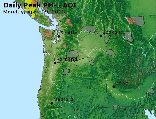 Peak Particles PM2.5 (24-hour) - https://files.airnowtech.org/airnow/2013/20130429/peak_pm25_wa_or.jpg
