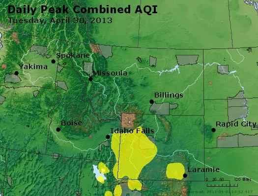 Peak AQI - https://files.airnowtech.org/airnow/2013/20130430/peak_aqi_mt_id_wy.jpg
