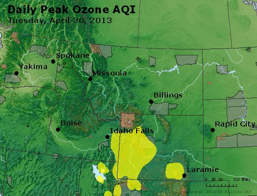 Peak Ozone (8-hour) - https://files.airnowtech.org/airnow/2013/20130430/peak_o3_mt_id_wy.jpg
