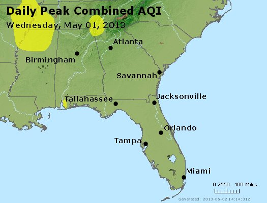 Peak AQI - https://files.airnowtech.org/airnow/2013/20130501/peak_aqi_al_ga_fl.jpg