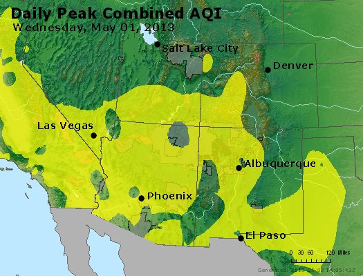 Peak AQI - https://files.airnowtech.org/airnow/2013/20130501/peak_aqi_co_ut_az_nm.jpg