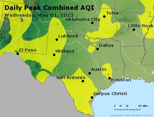 Peak AQI - https://files.airnowtech.org/airnow/2013/20130501/peak_aqi_tx_ok.jpg