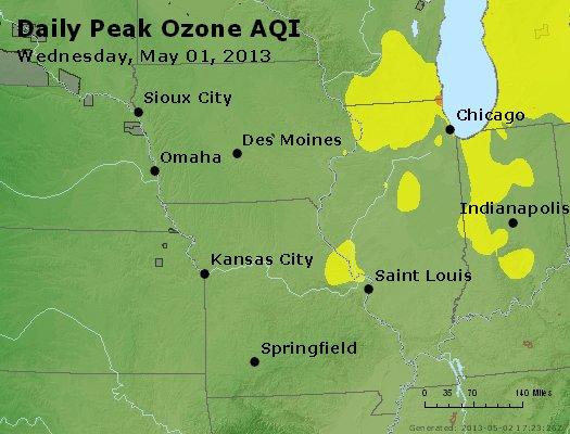 Peak Ozone (8-hour) - https://files.airnowtech.org/airnow/2013/20130501/peak_o3_ia_il_mo.jpg
