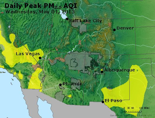 Peak Particles PM2.5 (24-hour) - https://files.airnowtech.org/airnow/2013/20130501/peak_pm25_co_ut_az_nm.jpg