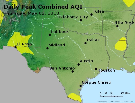 Peak AQI - https://files.airnowtech.org/airnow/2013/20130502/peak_aqi_tx_ok.jpg