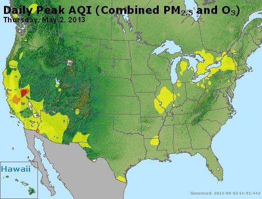 Peak AQI - https://files.airnowtech.org/airnow/2013/20130502/peak_aqi_usa.jpg