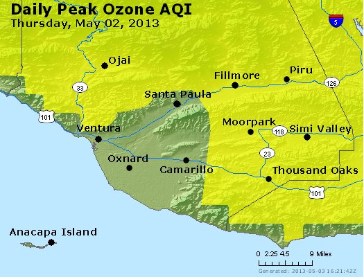 Peak Ozone (8-hour) - https://files.airnowtech.org/airnow/2013/20130502/peak_o3_ventura.jpg