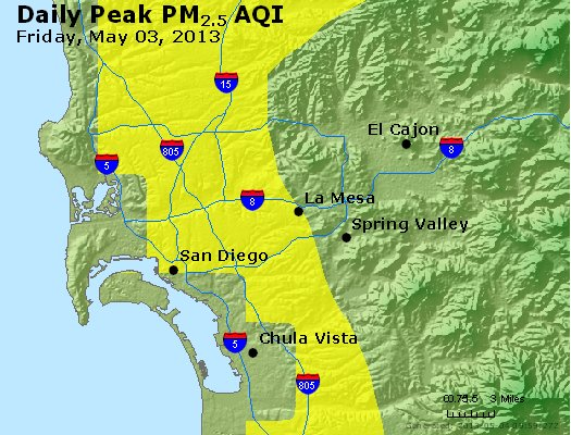 Peak Particles PM2.5 (24-hour) - https://files.airnowtech.org/airnow/2013/20130503/peak_pm25_sandiego_ca.jpg