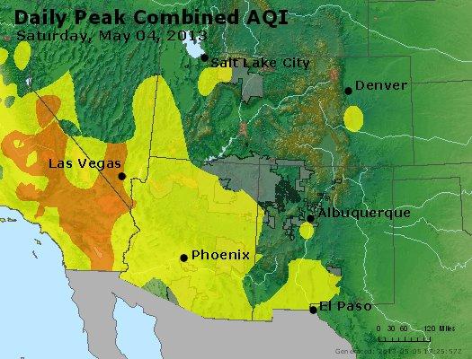Peak AQI - https://files.airnowtech.org/airnow/2013/20130504/peak_aqi_co_ut_az_nm.jpg