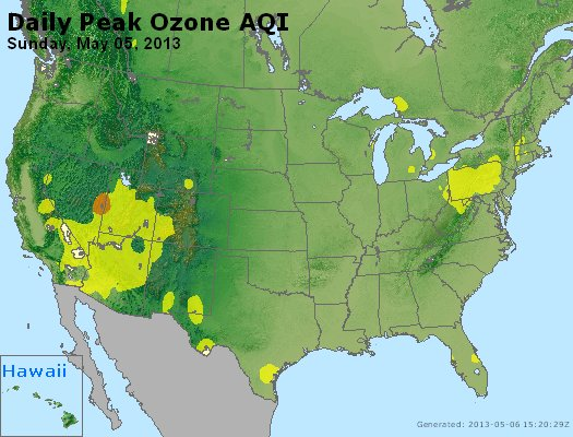 Peak Ozone (8-hour) - https://files.airnowtech.org/airnow/2013/20130505/peak_o3_usa.jpg