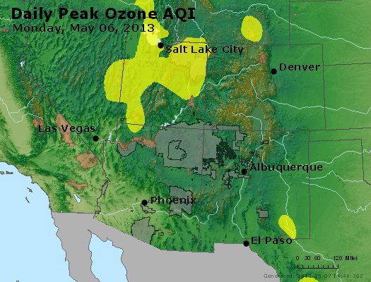 Peak Ozone (8-hour) - https://files.airnowtech.org/airnow/2013/20130506/peak_o3_co_ut_az_nm.jpg