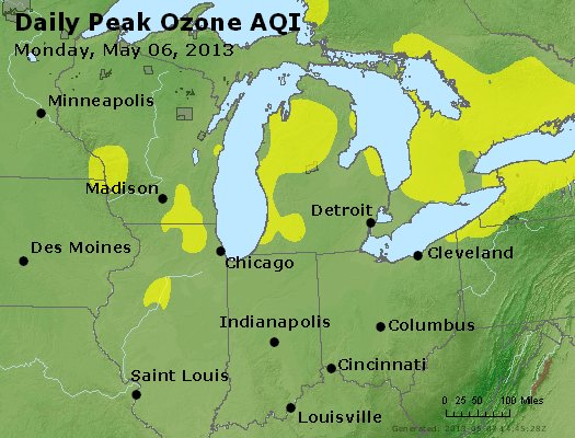 Peak Ozone (8-hour) - https://files.airnowtech.org/airnow/2013/20130506/peak_o3_mi_in_oh.jpg