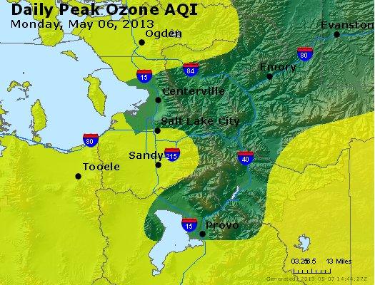 Peak Ozone (8-hour) - https://files.airnowtech.org/airnow/2013/20130506/peak_o3_saltlakecity_ut.jpg