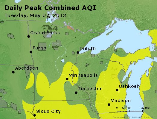 Peak AQI - https://files.airnowtech.org/airnow/2013/20130507/peak_aqi_mn_wi.jpg