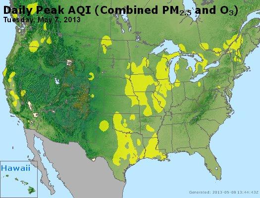 Peak AQI - https://files.airnowtech.org/airnow/2013/20130507/peak_aqi_usa.jpg