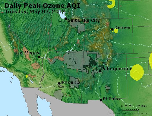 Peak Ozone (8-hour) - https://files.airnowtech.org/airnow/2013/20130507/peak_o3_co_ut_az_nm.jpg