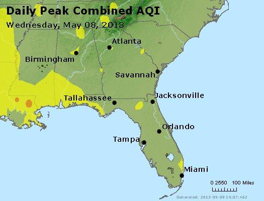 Peak AQI - https://files.airnowtech.org/airnow/2013/20130508/peak_aqi_al_ga_fl.jpg
