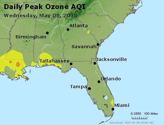 Peak Ozone (8-hour) - https://files.airnowtech.org/airnow/2013/20130508/peak_o3_al_ga_fl.jpg