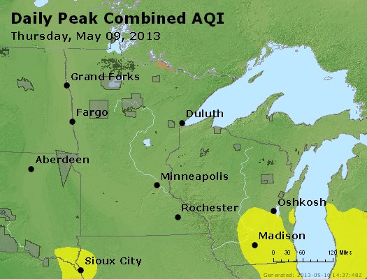 Peak AQI - https://files.airnowtech.org/airnow/2013/20130509/peak_aqi_mn_wi.jpg