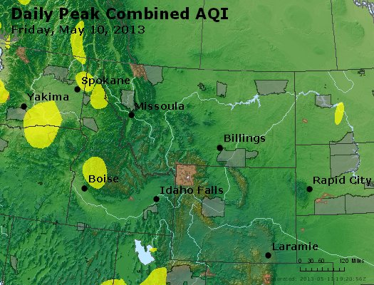 Peak AQI - https://files.airnowtech.org/airnow/2013/20130510/peak_aqi_mt_id_wy.jpg