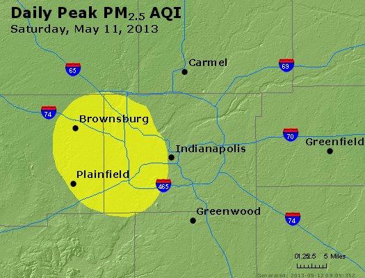 Peak Particles PM2.5 (24-hour) - https://files.airnowtech.org/airnow/2013/20130511/peak_pm25_indianapolis_in.jpg