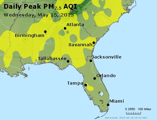 Peak Particles PM2.5 (24-hour) - https://files.airnowtech.org/airnow/2013/20130515/peak_pm25_al_ga_fl.jpg