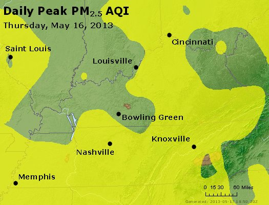 Peak Particles PM2.5 (24-hour) - https://files.airnowtech.org/airnow/2013/20130516/peak_pm25_ky_tn.jpg