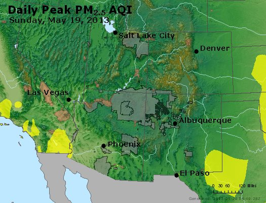 Peak Particles PM2.5 (24-hour) - https://files.airnowtech.org/airnow/2013/20130519/peak_pm25_co_ut_az_nm.jpg