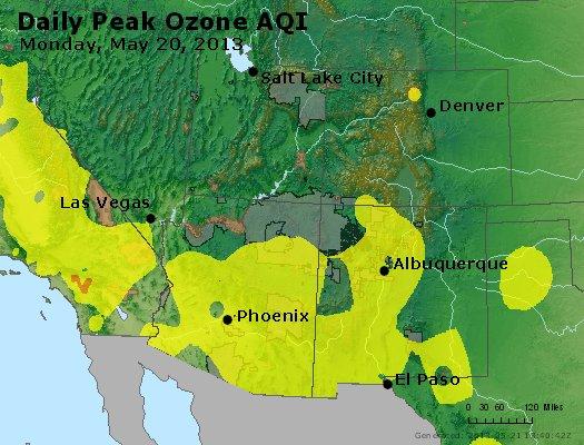 Peak Ozone (8-hour) - https://files.airnowtech.org/airnow/2013/20130520/peak_o3_co_ut_az_nm.jpg
