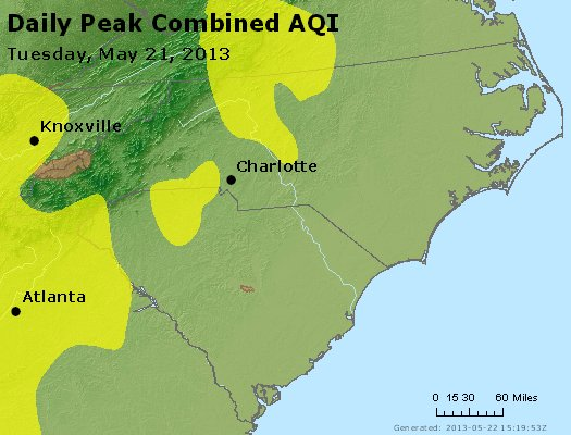 Peak AQI - https://files.airnowtech.org/airnow/2013/20130521/peak_aqi_nc_sc.jpg