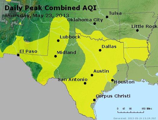 Peak AQI - https://files.airnowtech.org/airnow/2013/20130523/peak_aqi_tx_ok.jpg