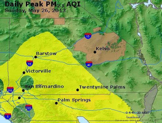 Peak Particles PM2.5 (24-hour) - https://files.airnowtech.org/airnow/2013/20130526/peak_pm25_sanbernardino_ca.jpg