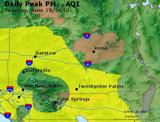 Peak Particles PM<sub>2.5</sub> (24-hour) - https://files.airnowtech.org/airnow/2013/20130618/peak_pm25_sanbernardino_ca.jpg