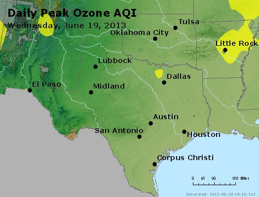 Peak Ozone (8-hour) - https://files.airnowtech.org/airnow/2013/20130619/peak_o3_tx_ok.jpg