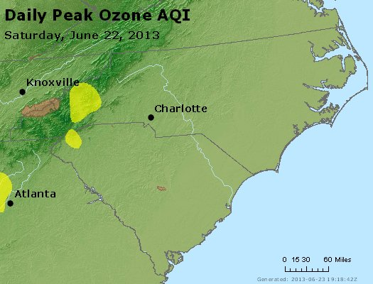 Peak Ozone (8-hour) - https://files.airnowtech.org/airnow/2013/20130622/peak_o3_nc_sc.jpg
