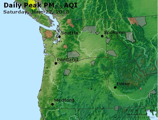 Peak Particles PM2.5 (24-hour) - https://files.airnowtech.org/airnow/2013/20130622/peak_pm25_wa_or.jpg