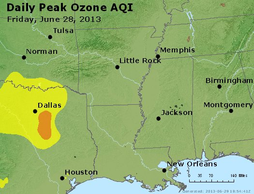 Peak Ozone (8-hour) - https://files.airnowtech.org/airnow/2013/20130628/peak_o3_ar_la_ms.jpg