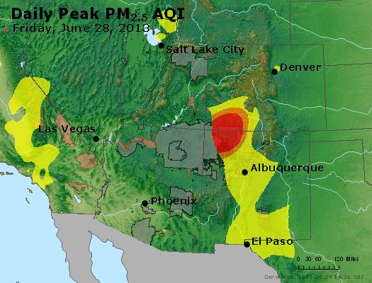 Peak Particles PM2.5 (24-hour) - https://files.airnowtech.org/airnow/2013/20130628/peak_pm25_co_ut_az_nm.jpg