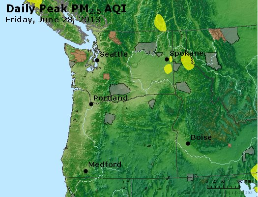 Peak Particles PM2.5 (24-hour) - https://files.airnowtech.org/airnow/2013/20130628/peak_pm25_wa_or.jpg