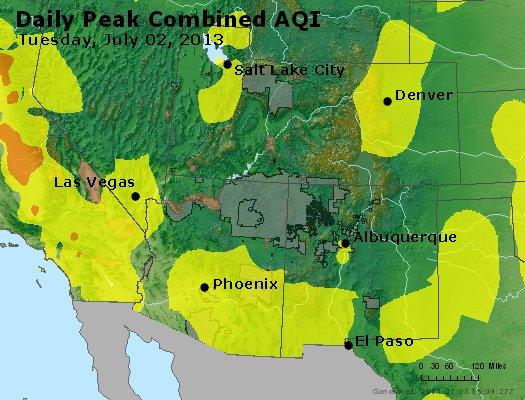 Peak AQI - https://files.airnowtech.org/airnow/2013/20130702/peak_aqi_co_ut_az_nm.jpg