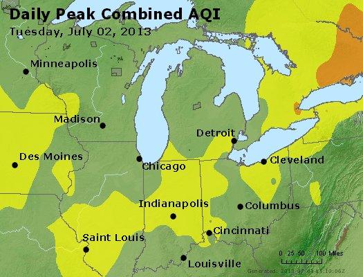 Peak AQI - https://files.airnowtech.org/airnow/2013/20130702/peak_aqi_mi_in_oh.jpg