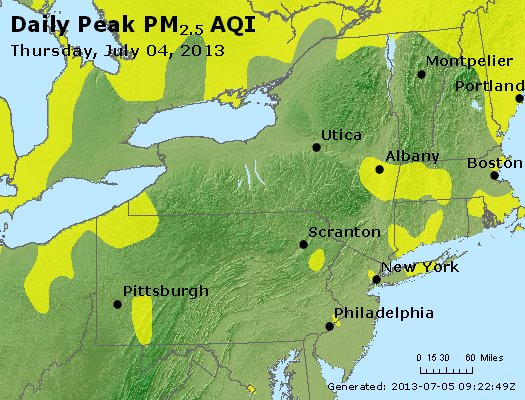Peak Particles PM2.5 (24-hour) - https://files.airnowtech.org/airnow/2013/20130704/peak_pm25_ny_pa_nj.jpg
