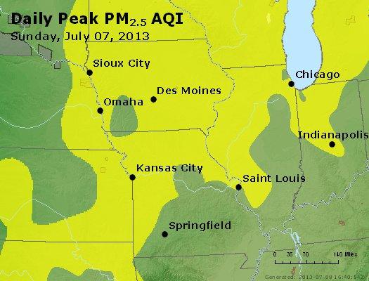 Peak Particles PM2.5 (24-hour) - https://files.airnowtech.org/airnow/2013/20130707/peak_pm25_ia_il_mo.jpg