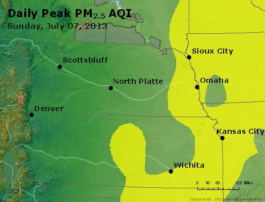 Peak Particles PM2.5 (24-hour) - https://files.airnowtech.org/airnow/2013/20130707/peak_pm25_ne_ks.jpg