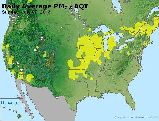 Peak Particles PM2.5 (24-hour) - https://files.airnowtech.org/airnow/2013/20130707/peak_pm25_usa.jpg
