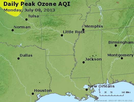 Peak Ozone (8-hour) - https://files.airnowtech.org/airnow/2013/20130708/peak_o3_ar_la_ms.jpg