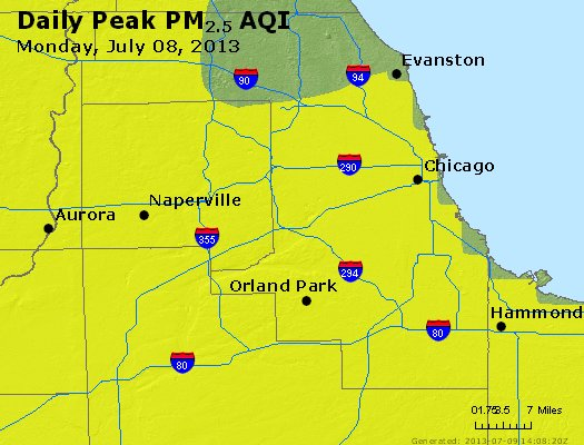 Peak Particles PM2.5 (24-hour) - https://files.airnowtech.org/airnow/2013/20130708/peak_pm25_chicago_il.jpg