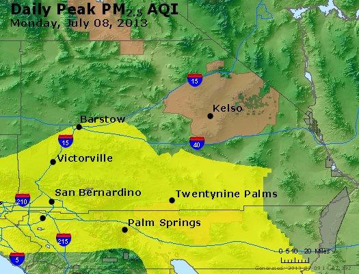 Peak Particles PM2.5 (24-hour) - https://files.airnowtech.org/airnow/2013/20130708/peak_pm25_sanbernardino_ca.jpg