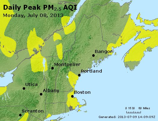 Peak Particles PM2.5 (24-hour) - https://files.airnowtech.org/airnow/2013/20130708/peak_pm25_vt_nh_ma_ct_ri_me.jpg